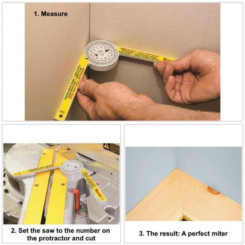 Professional Miter Protractor
