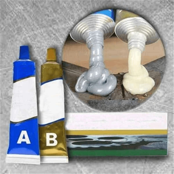 Multifunctional AB Glue