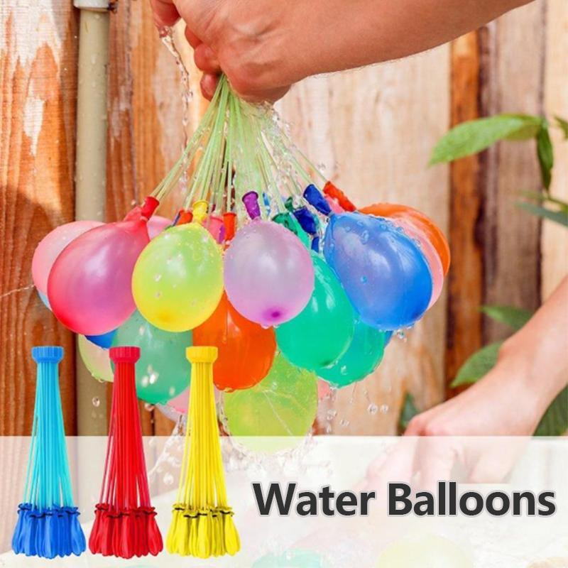 DIY Toy Water Bomb Water Balloons