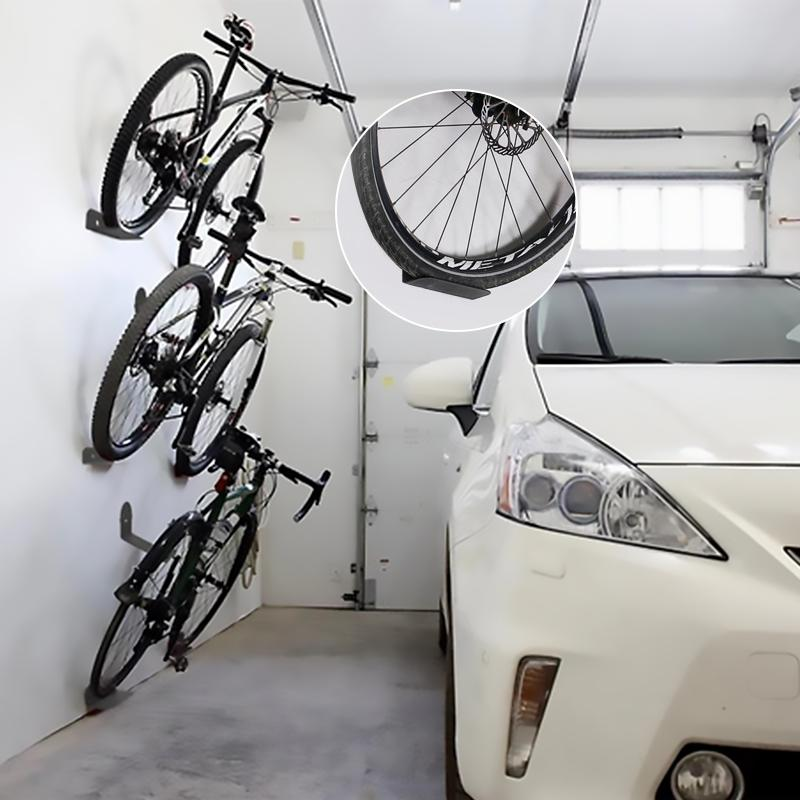 Bicycle Metal Wall Rack