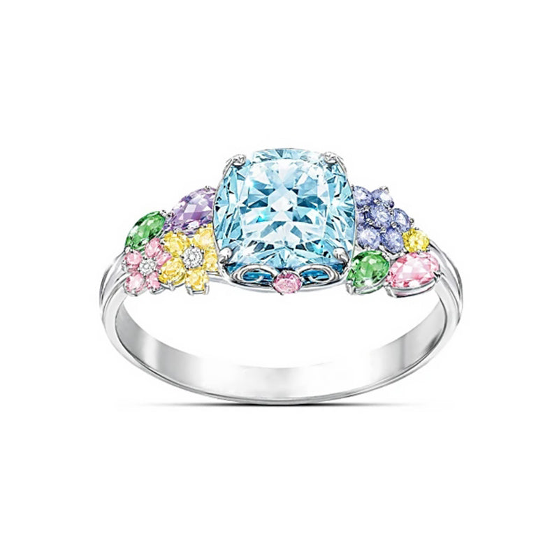 Women's Floral Ring
