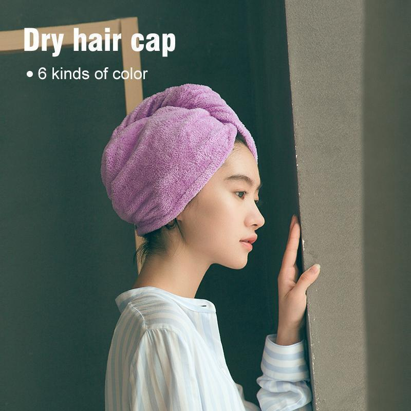 Pre Sale>>>Quick Magic Hair Dry Hat