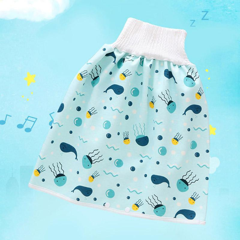 Comfy Cubs Children's diaper skirt 2 in 1