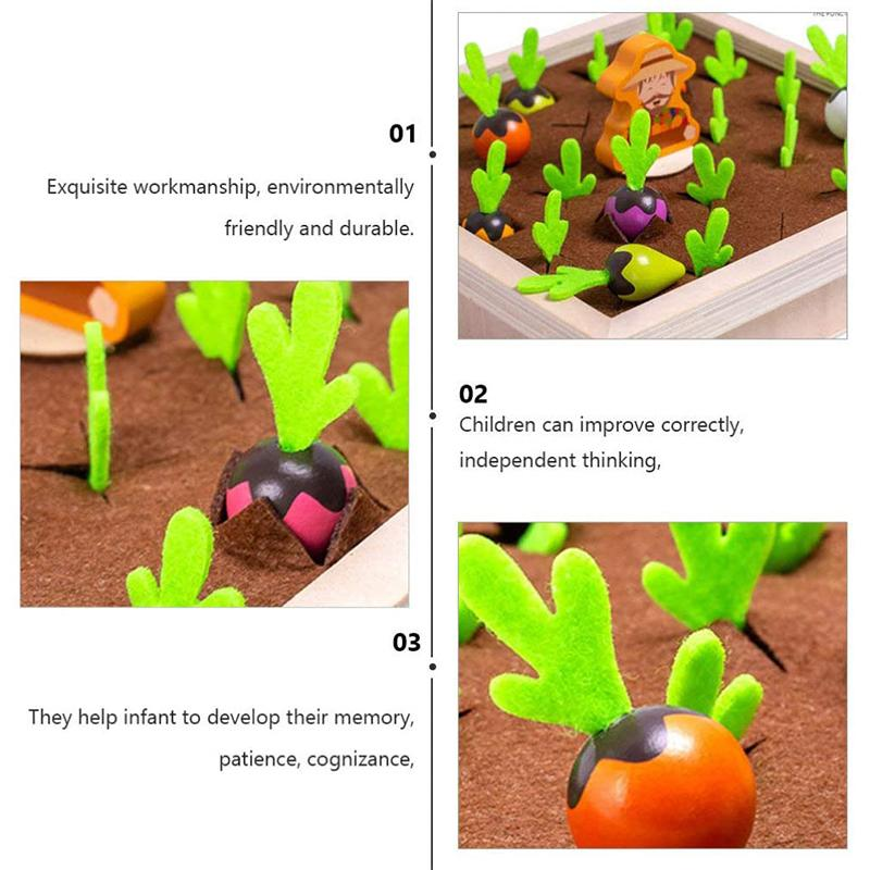 Vegetables Memory Game
