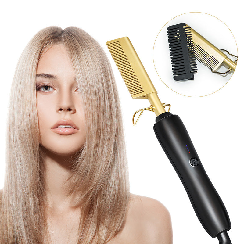 Multifunctional Straight Hair Comb