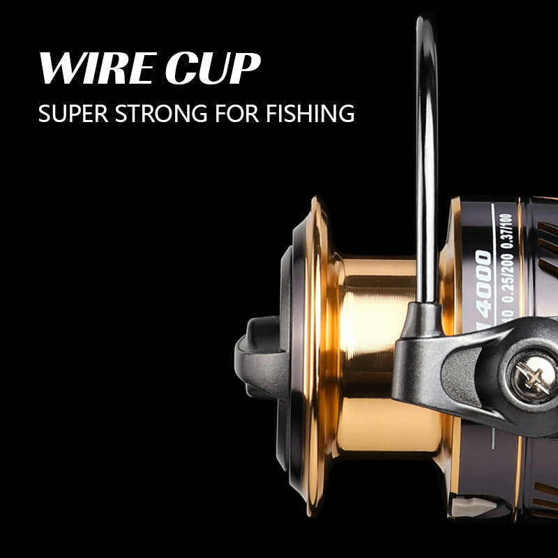 The NEW Range Spinning Fishing Reel