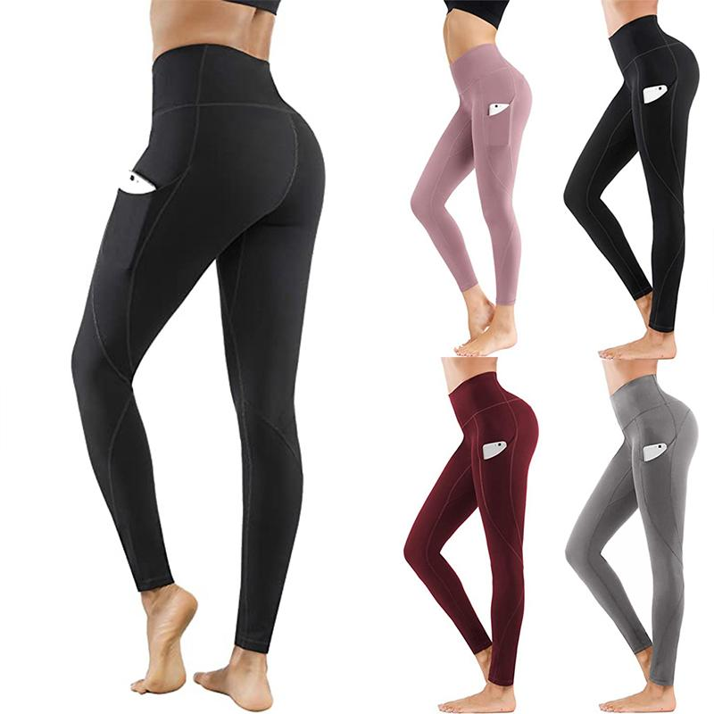 High Waist Yoga Fitness Pants