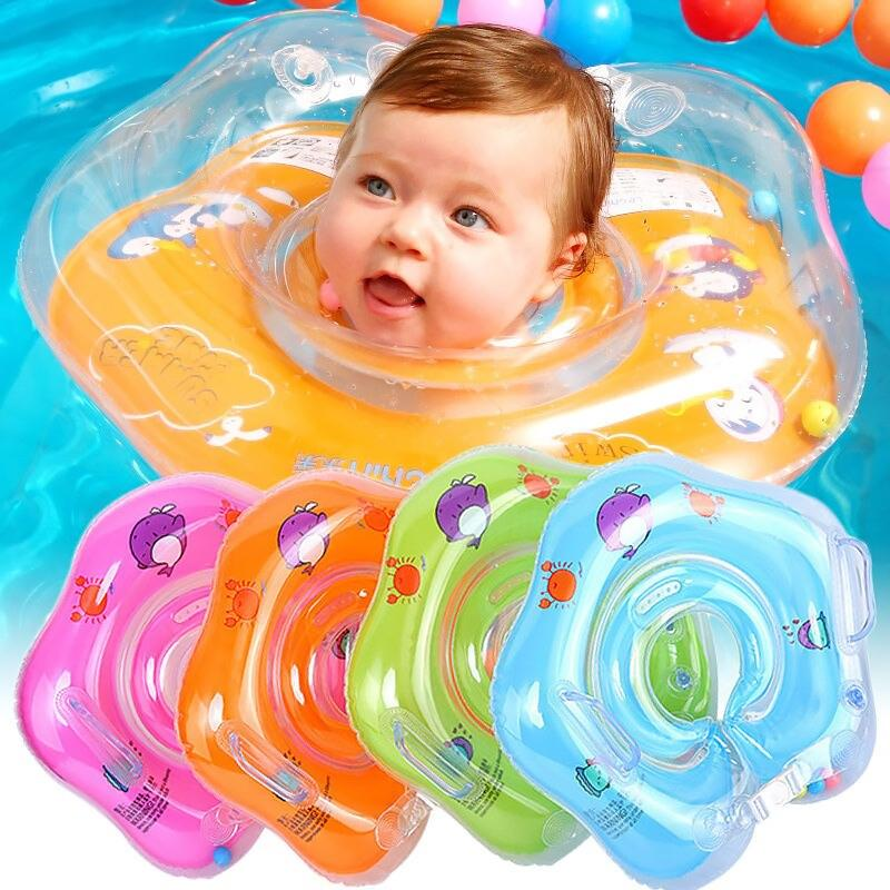 THE BABY NECK FLOAT RING
