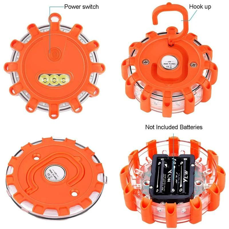 Magnetic Car Emergency Warning Light
