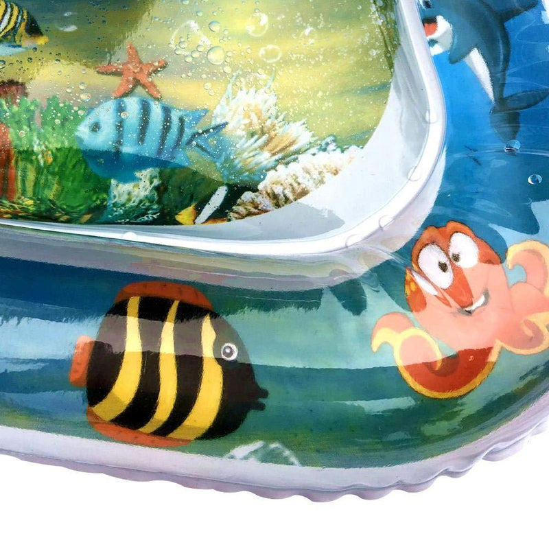 Inflatable Water Mat For Babies, 66*50cm