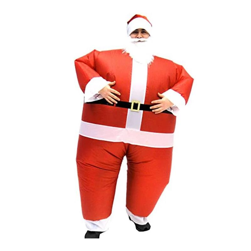 Inflatable Christmas Party Costume