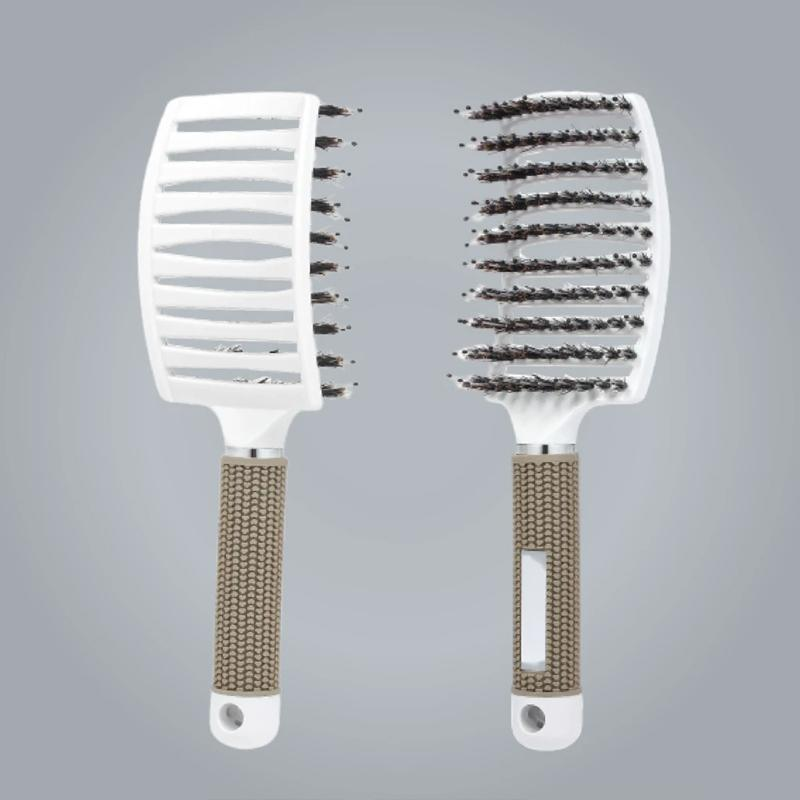 etangling Nylon Bristle Brush