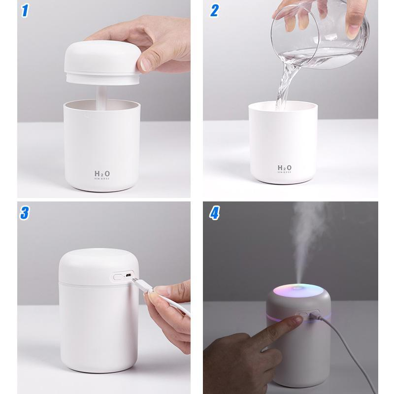 Mini Air Purifier
