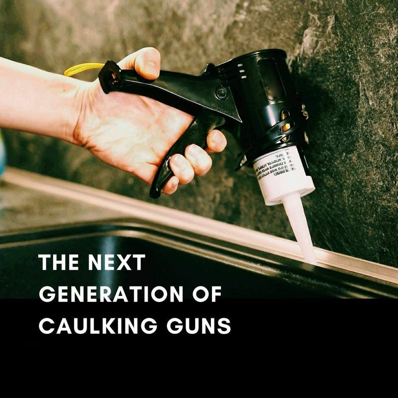 Anti Drip Extreme-Duty Caulking Gun
