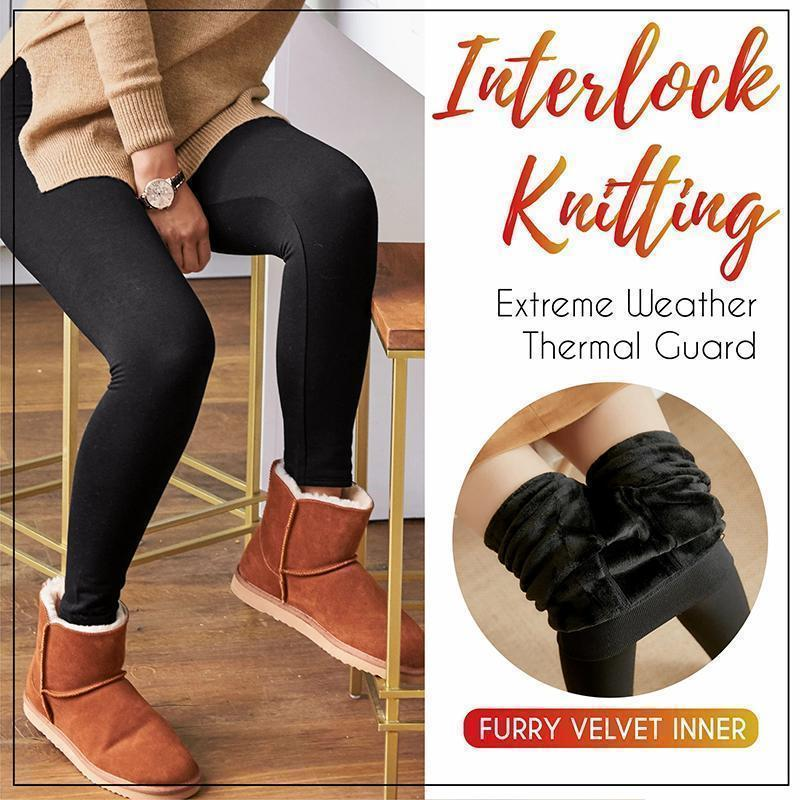 Winter Warming Leggings