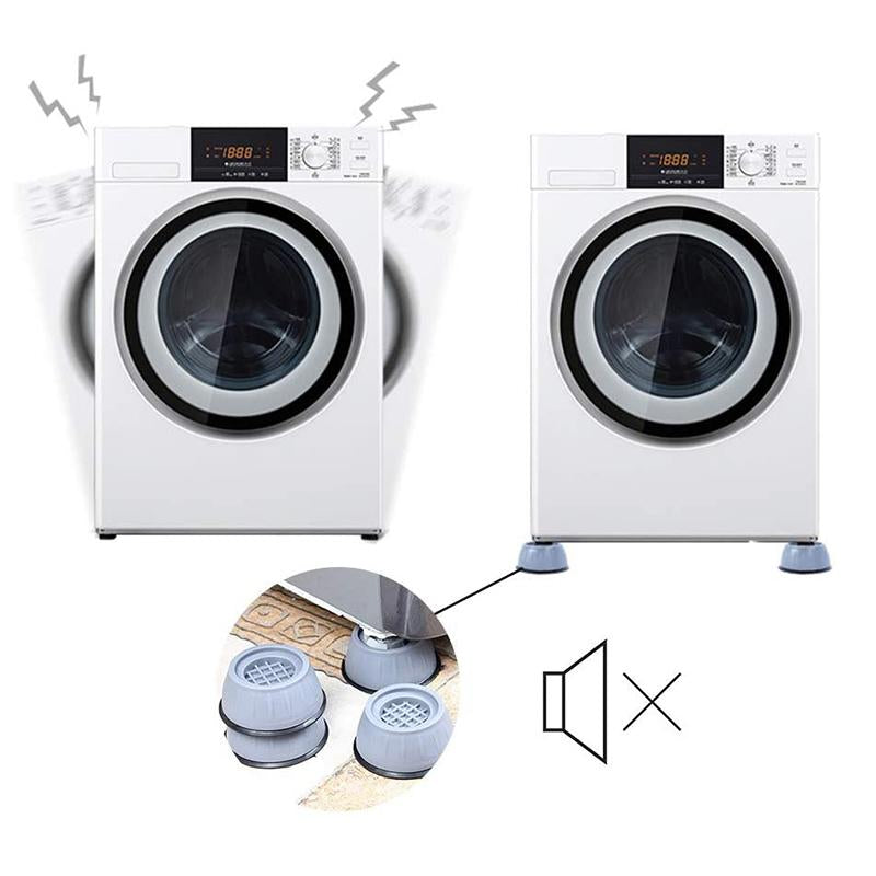 Anti Vibration Washing Machine Support(4PCs)