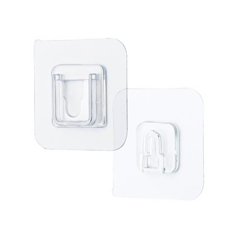 Double-sided Adhesive Wall Hooks (5/10/20 Sets)