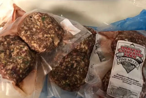 2 Francisco's Ultimate Burger Patties (1/2 lb)