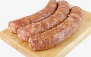 Turkey Cajun Sausage (avail 10/21)