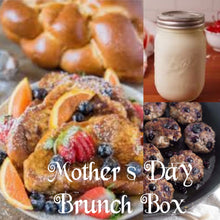 Load image into Gallery viewer, Mother's Day Brunch Box $40