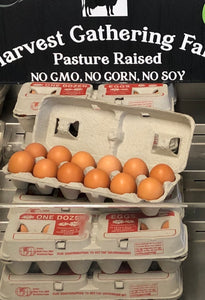 Farm Fresh Brown Eggs $9 dozen