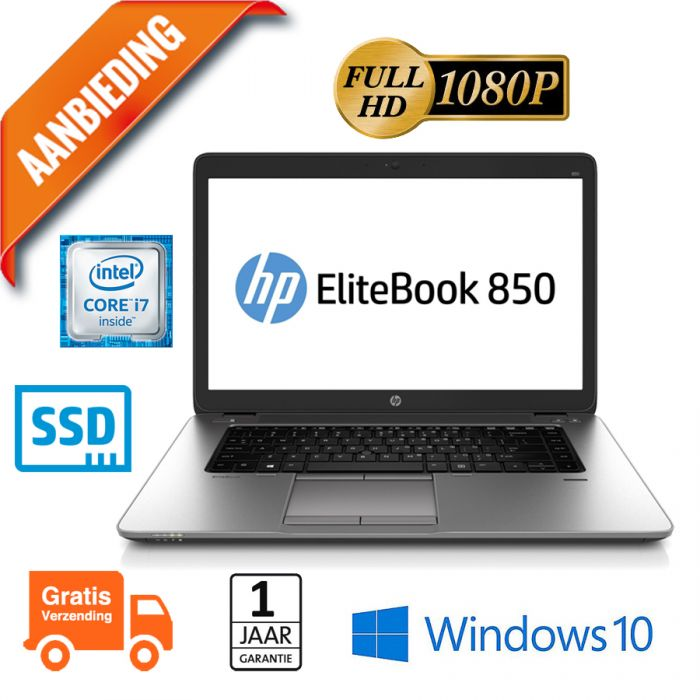 Hp Elitebook 850 G1 15.6"