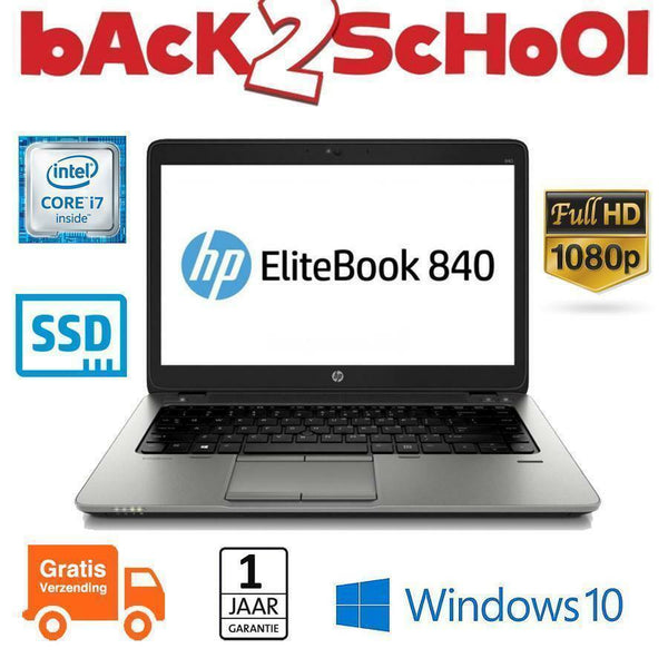 Hp Elitebook 840 G2 14"