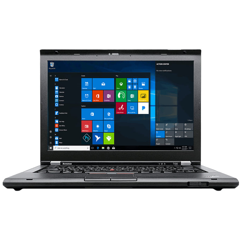 Lenovo Thinkpad T430 i5|4gb|128GB SSD| Windows 10
