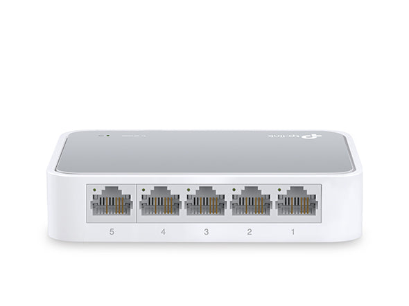 5-Port 10/100Mbps Desktop SwitchTL-SF1005D