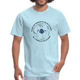 Men's T-Shirt - powder blue