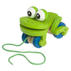 Melissa and Doug Frolicking Frog Toy