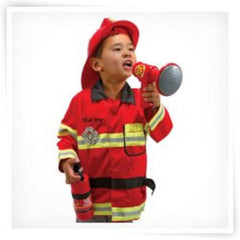 Fire Chief Dress Up Set