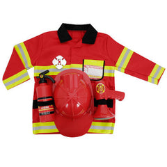 Fire Chief Role Play Dress Up Set