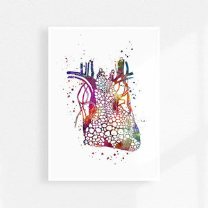 Heart Thymoma - PrintsFinds