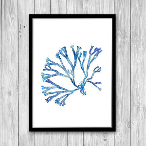 Sea coral print - PrintsFinds