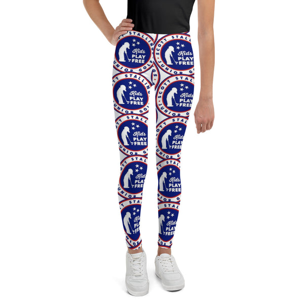 Youth Kids Play Free Leggings