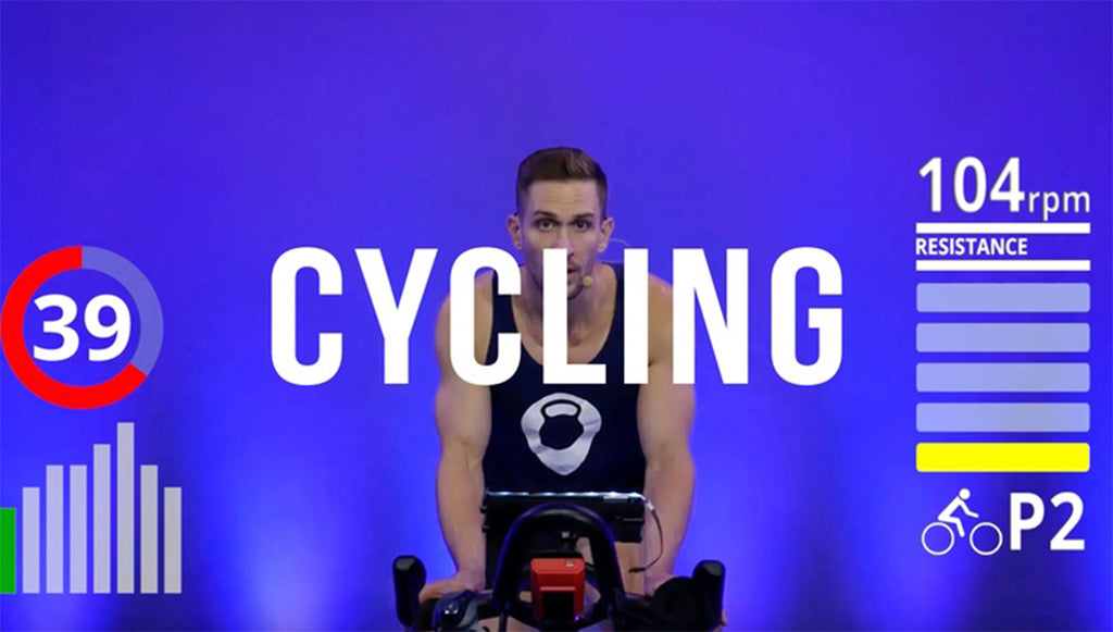 Fitscope indoor cycling app