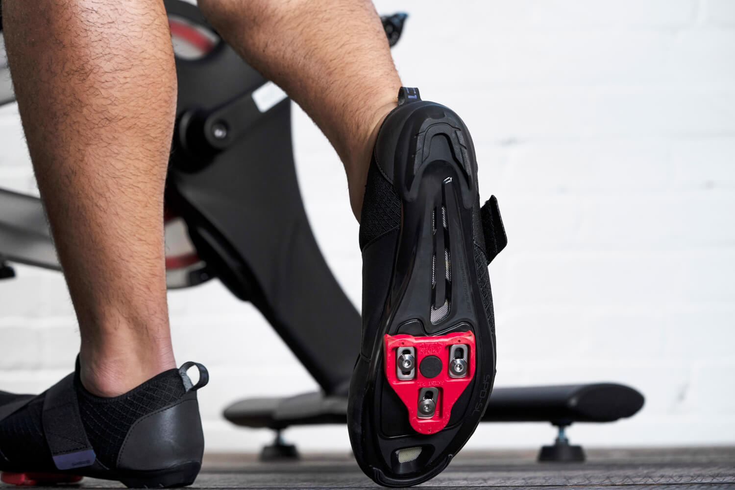 Shimano Indoor Cycling's New IC1 Indoor Cycling shoe with Look Delta Cleat