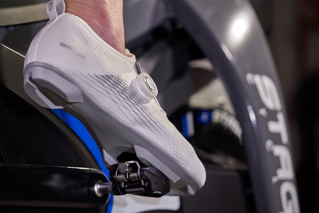 Shimano Indoor cycling shoes IC500 shoes with SPD cleats