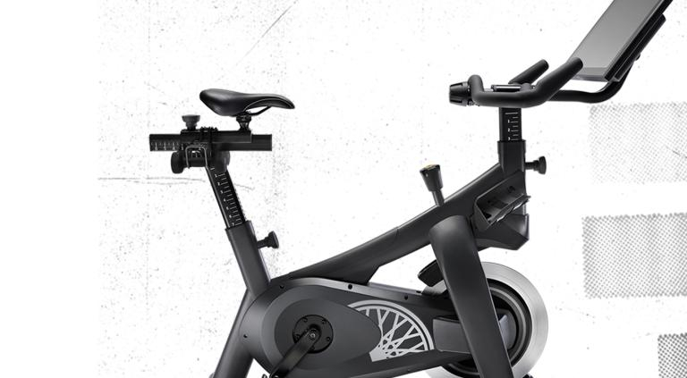 Soulcycle's indoor cycling bike