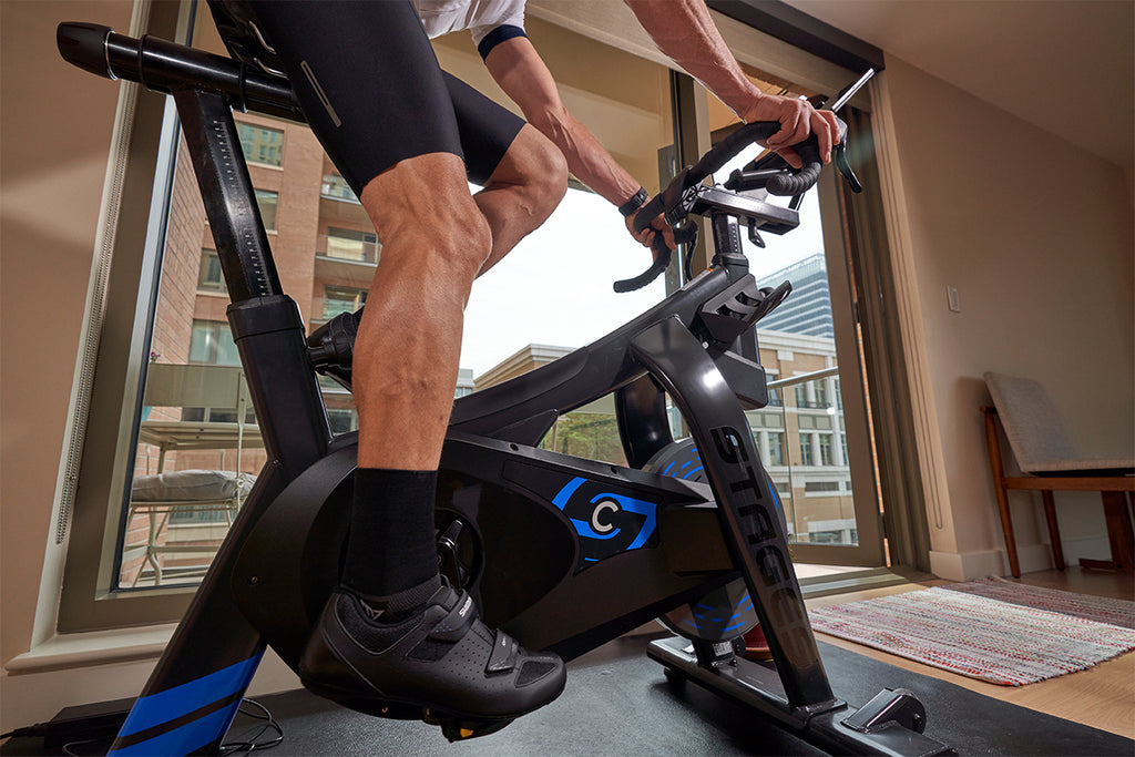 Stages stationary bike