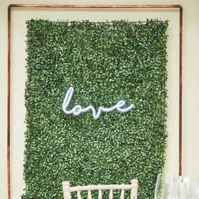 Artificial Greenery Wall Tiles