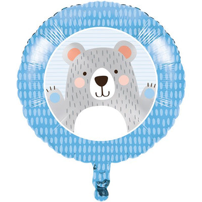 Birthday Bear Balloon