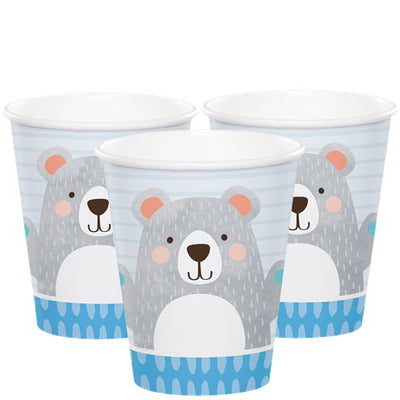 Birthday Bear Cups