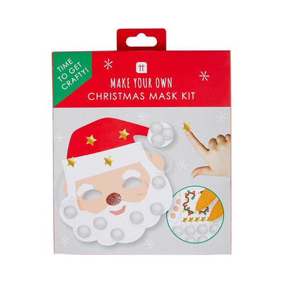 Make Your Own Christmas Mask Kit