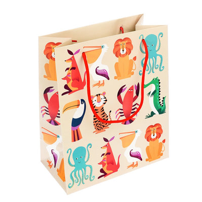 Colourful Creatures Gift Bag