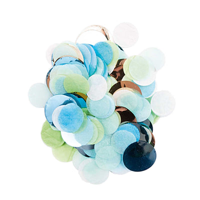 Blue Mix Confetti