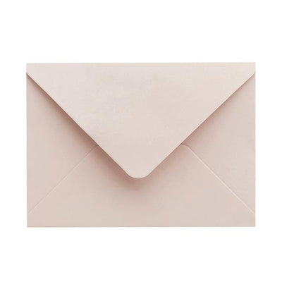 Large Blush Envelope