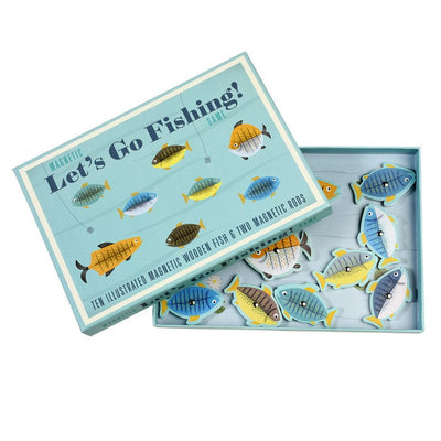 Magnetic Lets Go Fishing Game