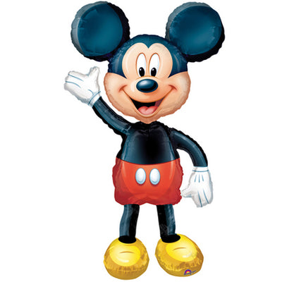 Mickey Mouse Air Walker Foil Balloon